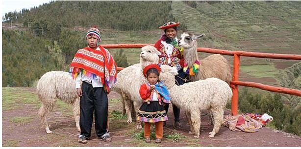 PERU AS A TOURISM COUNTRY